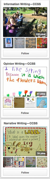 ccss pintrest