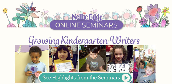 Nellie Edge Online Seminars coming in March.