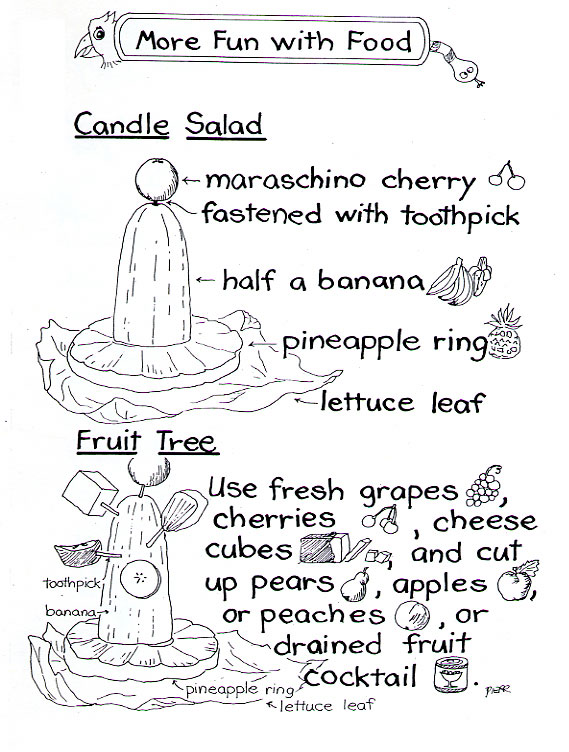 Salad recipes fruit and lettuce