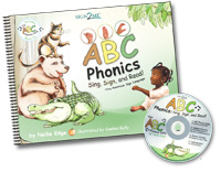 ABC Phonics Book